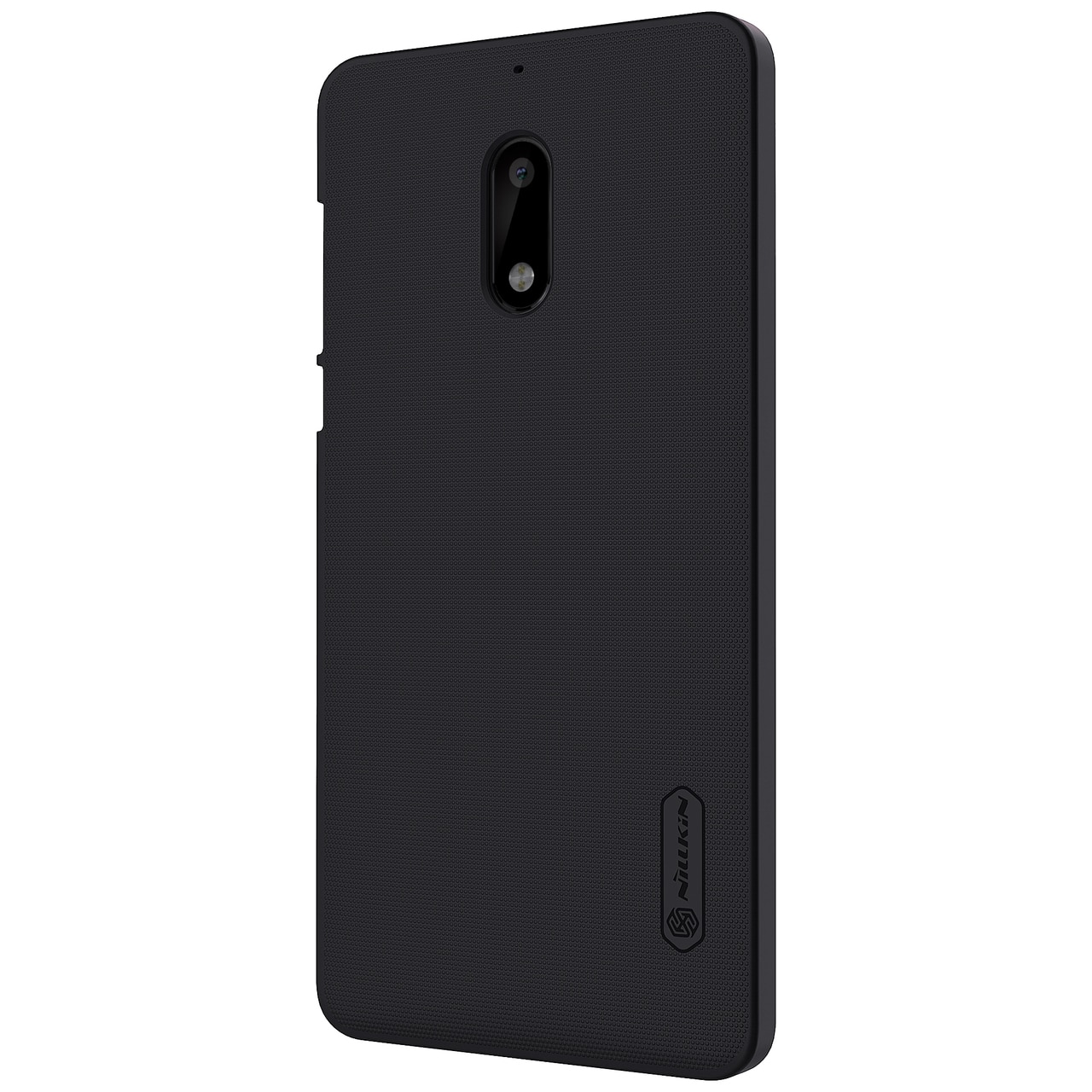 Nillkin Original Frosted Shield Back Cover for Nokia 6 with Free Screen Protector