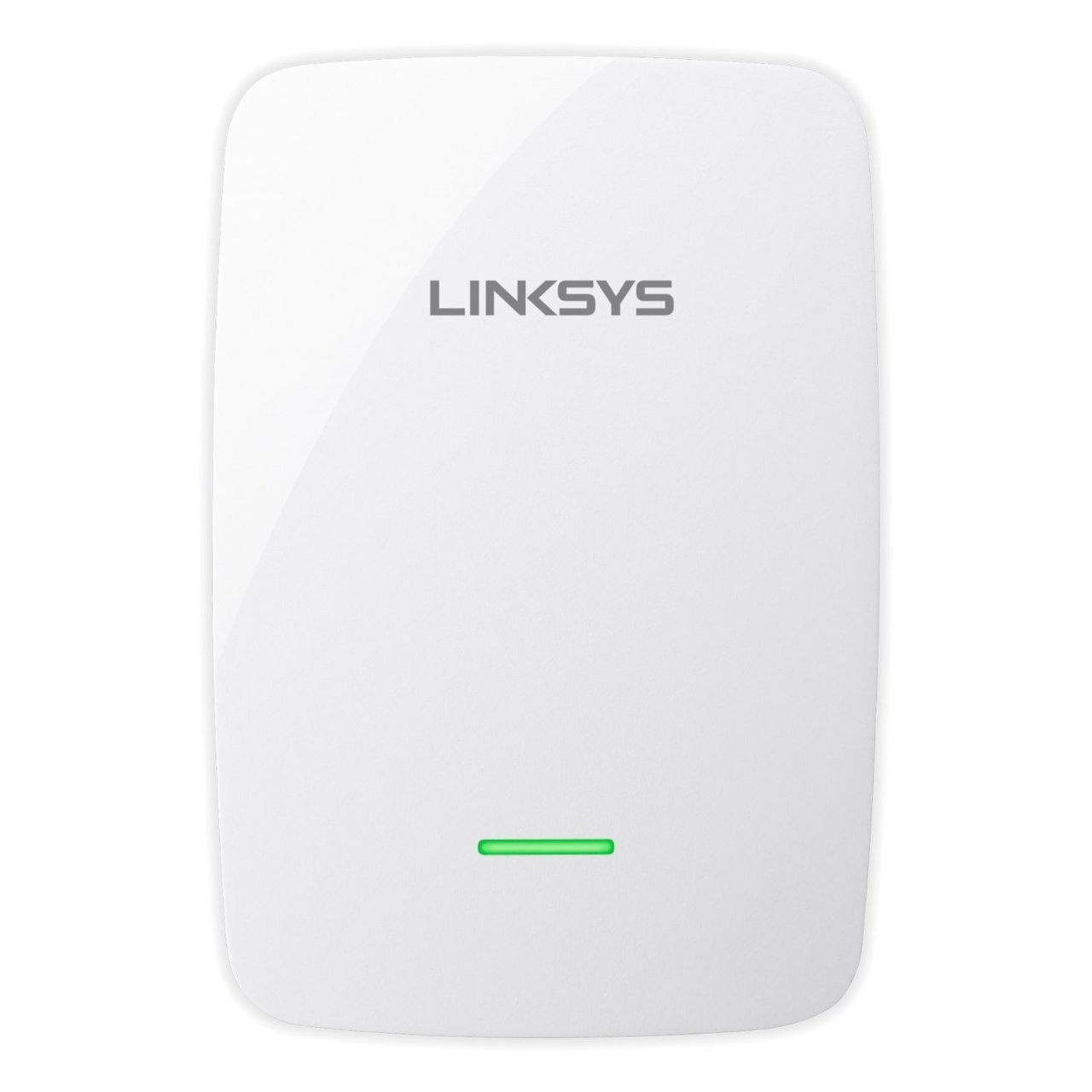 Linksys RE4100W Universal N600 Dual Band Range Extender with AUX Port for Music Streaming