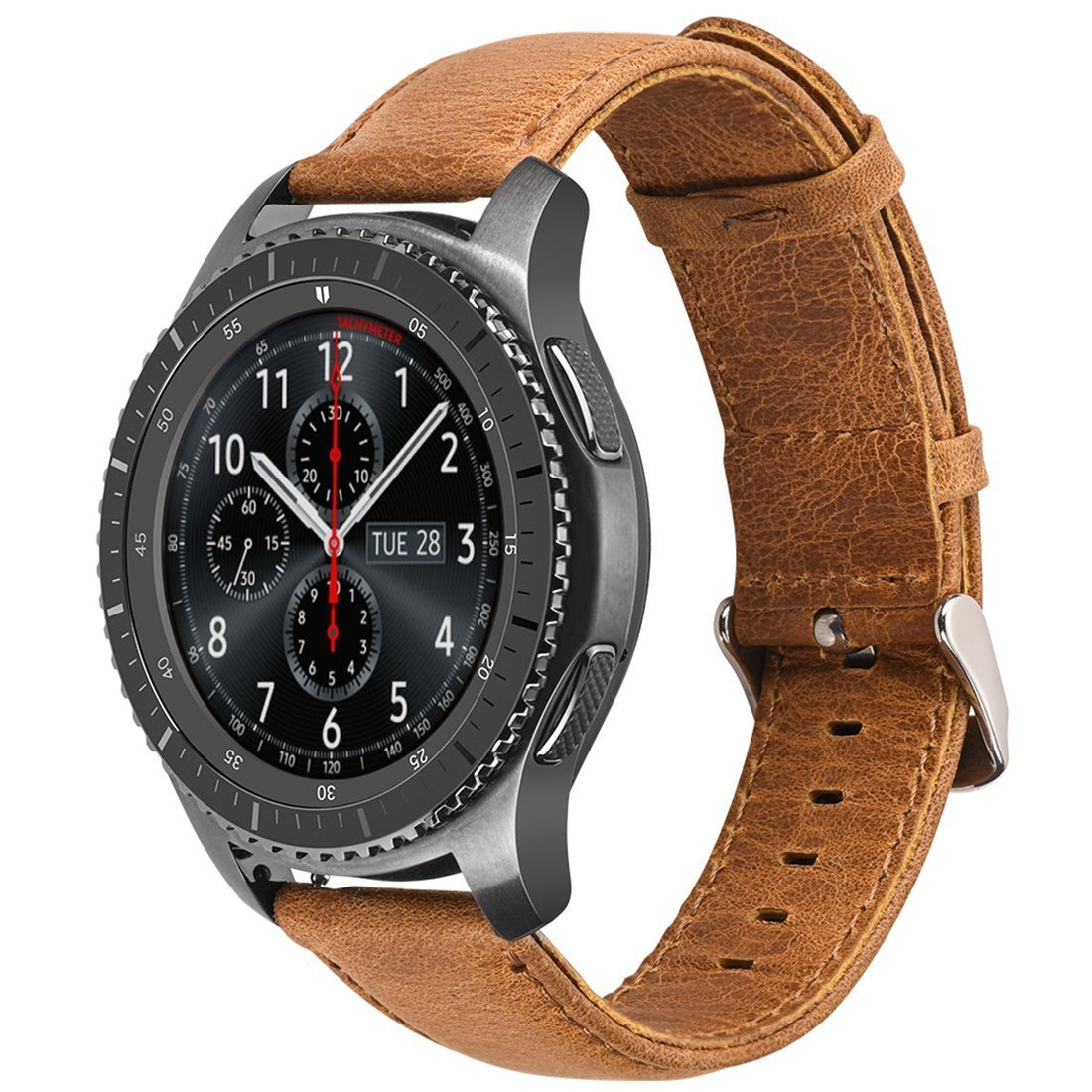 HOCO Replacement Bands for Samsung Gear S3 in Pakistan. Available in Milanese Loop, 3 Pointers & Leather Variants at Best Prices