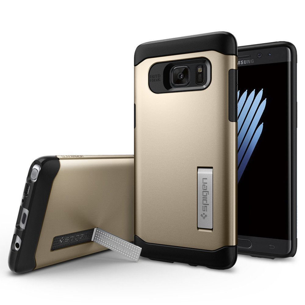 Spigen Samsung Galaxy Note 7 Case Slim Armor Original