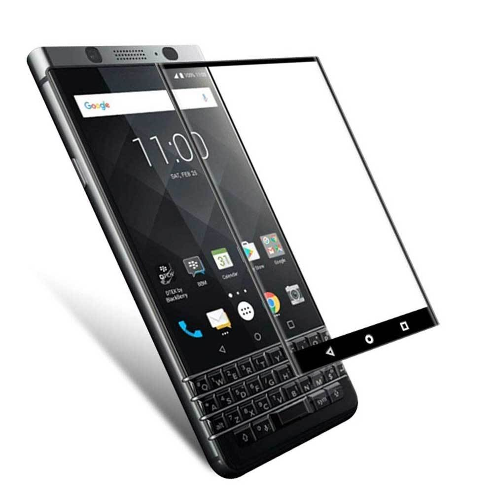 Mocolo Blackberry KeyOne 3D Edge to Edge Tempered Glass - Black