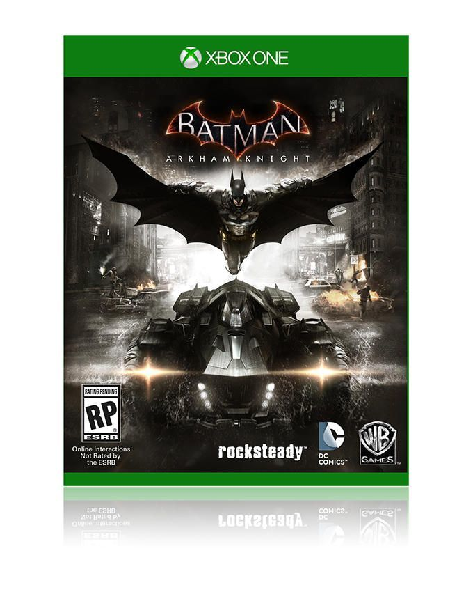 Batman: Arkham Knight  Xbox One  - Warner Bros